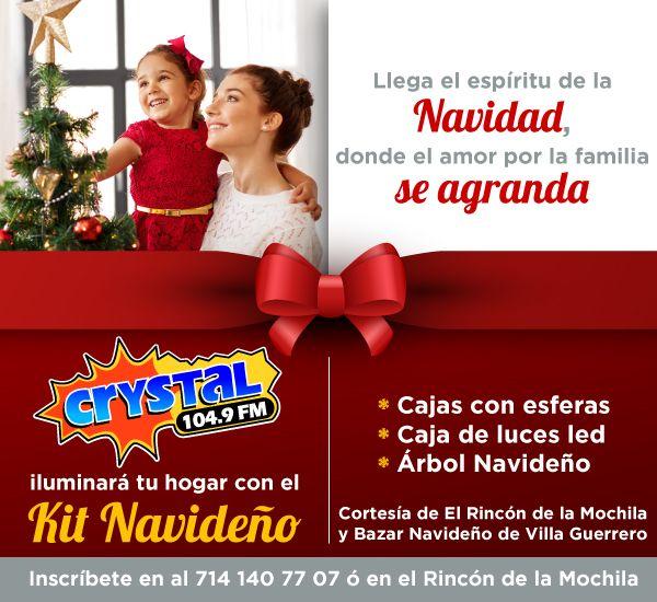 Queremos iluminar tu Navidad