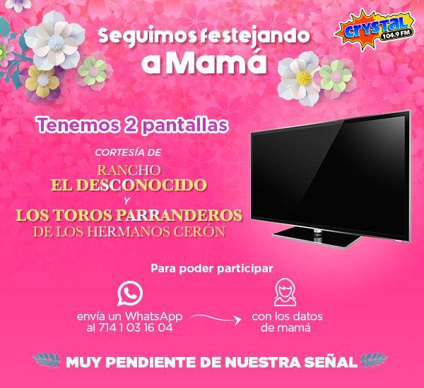 Una pantalla para Mamá